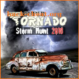 Super Tornado Storm Hunt 2018 icon