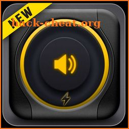 super volume booster and speaker booster icon