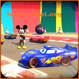 Superhero GT Racing Stunts: Ultimate Car Driving icon