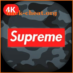 🔥 SUPREME  wallpapers  HD 4K 2018 🇺🇸 icon