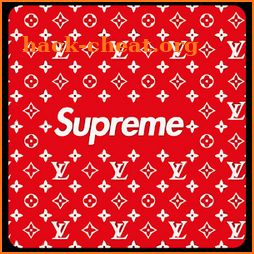 Supreme x LV Wallpaper HD icon