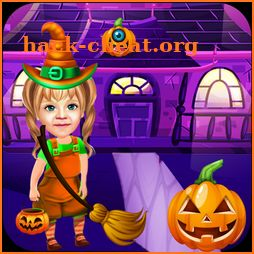 Sweet Baby Girl Halloween House Cleaning Games icon