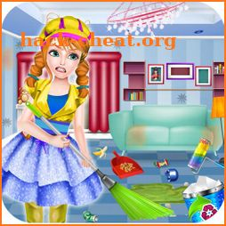 Sweet Baby Girl House Cleanup 2018 Cleaning Games icon