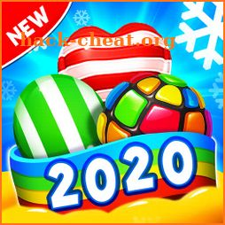 Sweet Candy Puzzle: Crush & Pop Free Match 3 Game icon