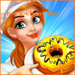 Sweet Donut Bakery Cooking Shop icon