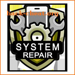System Repair : Speed Booster app (fix problems) icon