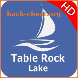 Table Rock Lake Offline GPS Fishing Charts icon