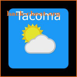 Tacoma,WA - weather and more icon