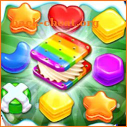 Tasty Candy - Free Match 3 Puzzle Games icon