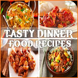 Tasty Dinner Food Recipes icon