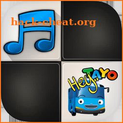 Tayo - The Little Bus - Piano Tap icon