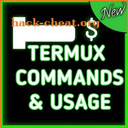 Termux Commands and tools 2021 icon