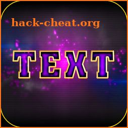 Text Effects Pro - Text on photo icon