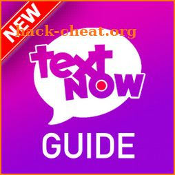 Text Now Guide Video Calls & Chat icon