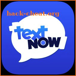 Text Now - text free US Number icon