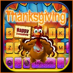 Thanksgiving Day New Keyboard Theme icon