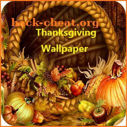 Thanksgiving Wallpaper (Paint) icon