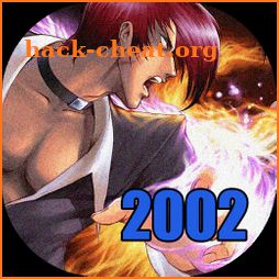 The 2002 kof fight icon