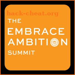 The Embrace Ambition Summit icon