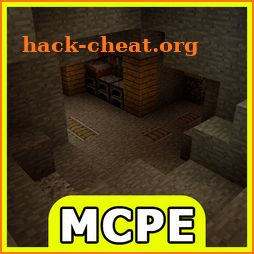 The Haunted Tunnel MCPE Map icon