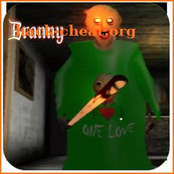 the Horror Branny & Granny Of  The Scary Mod House icon