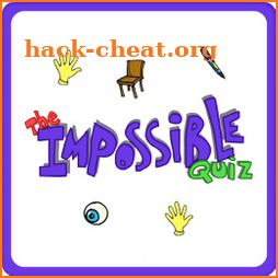 The Impossible Quiz - Genius & Tricky Trivia Game icon