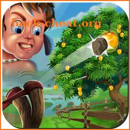 The Jungle Kid - Mango Shooter games for Kids icon
