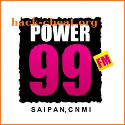 The Official Power 99 App icon