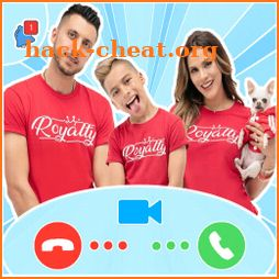 The Royalty Family Call and Chat Simulator icon