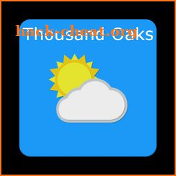 Thousand Oaks, CA - weather and more icon