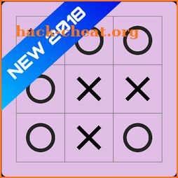 Tic Tac Toe - offline Multiplier game icon