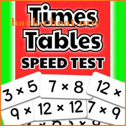 Times Tables Speed Test icon