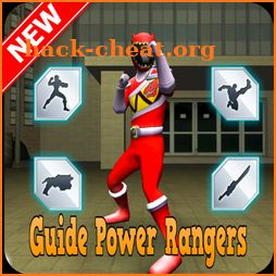 Tips For Power Ranger dino FREE NEW icon