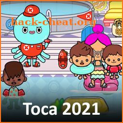 Tips: Toca Life World Town City 2021 icon