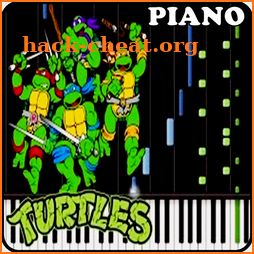 TMNT Piano Game icon