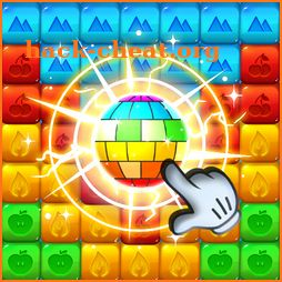 Toy Crush Smash Cubes Pop icon
