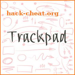 Trackpad FlipFont icon