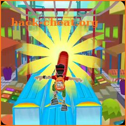 Train Subway Surf : Ultimate Run Fun 3D icon