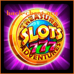 Treasure Slots Adventures: spin and win fun worlds icon