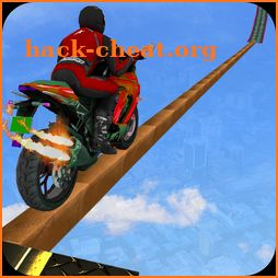 Tricky Bike Stunts Master: Free 3D Games 2018 icon