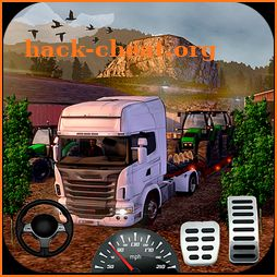 Truck Farm Simulator 3D Game icon