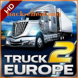 Truck Simulator Europe 2 HD icon