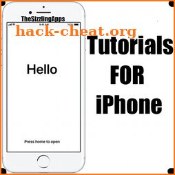 Tutorials For iPhone - learning app icon