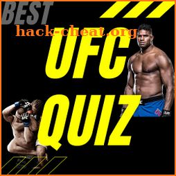 UFC QUIZ - Guess The Fighter! icon
