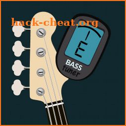 Ultimate Bass Tuner🎸Free tuner for bass icon
