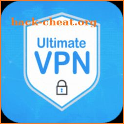 Ultimate VPN - A high speed, ultra secure VPN icon
