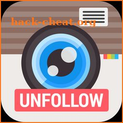 Unfollow Fast for Instagram icon