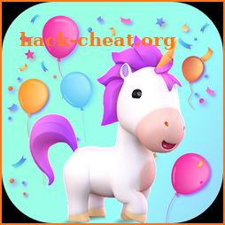 Unicorn Invitation Card Maker icon