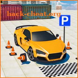 Unique Car Parking Game: Real Car Drive Challenges icon