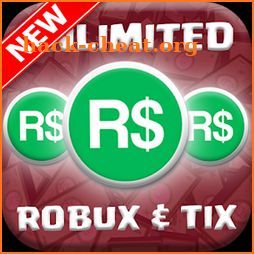 UNLIMITED Tix and R$ Simulator Tips icon